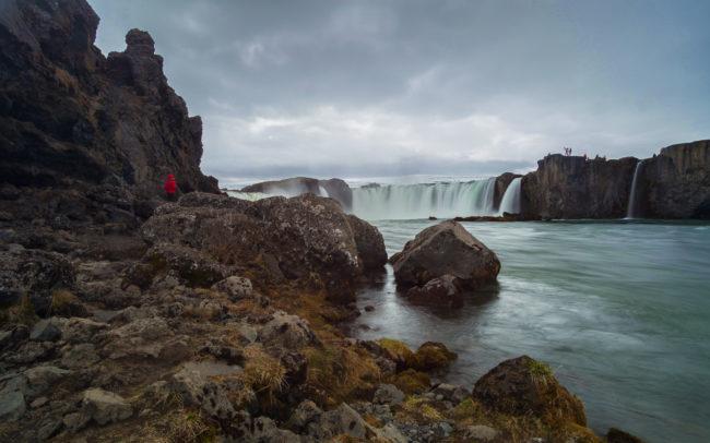 Goðafoss auf Island ©Gipfelfieber Studio