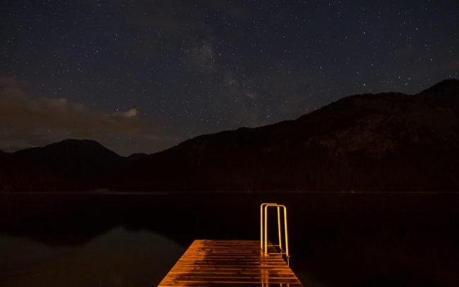 Plansee bei Nacht ©Gipfelfieber Studio