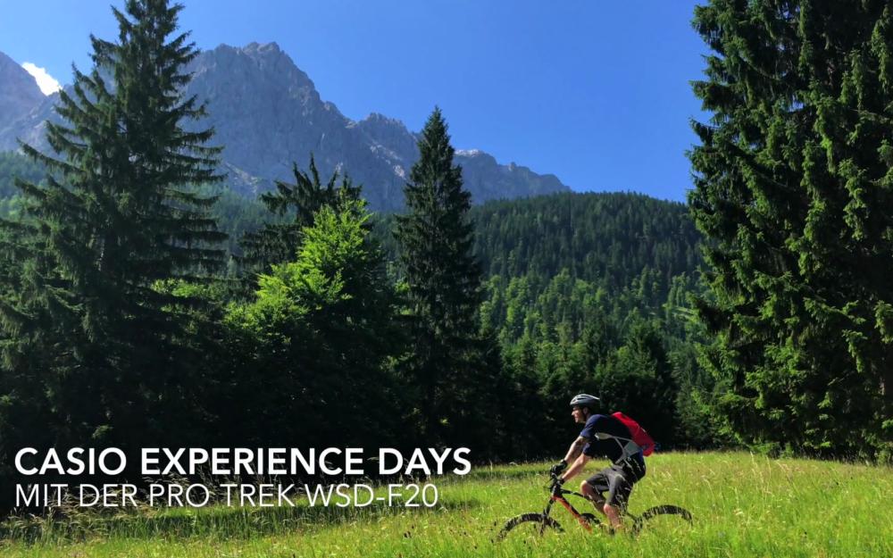 Casio Pro Trek Experience Days ©Gipfelfieber Studio