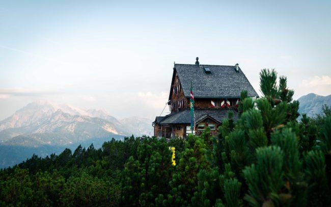Peter-Wiechenthaler-Hütte ©Gipfelfieber Studio