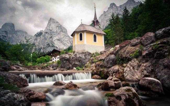 Hinterbärenbad ©Gipfelfieber Studio