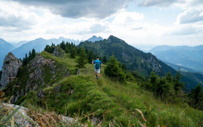 Gratwandern in den Alpen ©Gipfelfieber Studio
